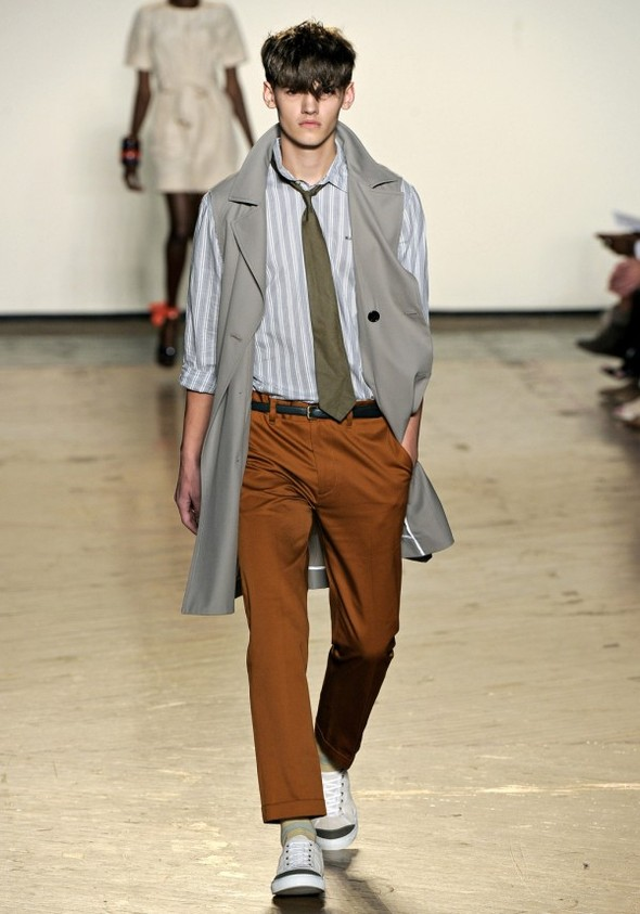 NY Fashion Week \ Spring 2011. Изображение № 48.