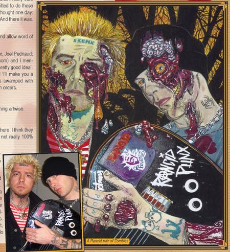 Зомби-портреты. Модно, качественно инедорого. Изображение № 14.