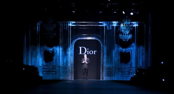 Показ Dior FW 2011. Изображение № 1.