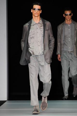 Изображение 18. Мужская неделя моды в Милане: мнения.. Изображение № 32.