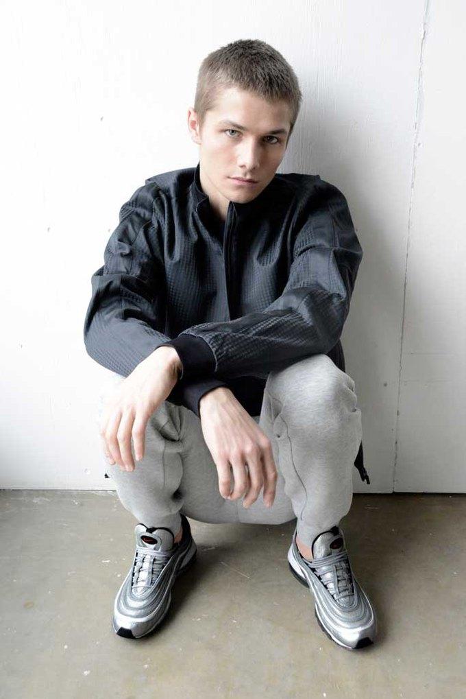 Гоша Рубчинский снял лукбук для Nike Sportswear. Изображение № 15.