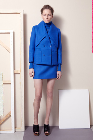 Stella McCartney Pre-Fall 2012. Изображение № 5.