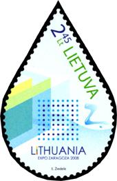 10 Самых необычных почтовых марок 2008. Изображение № 5.