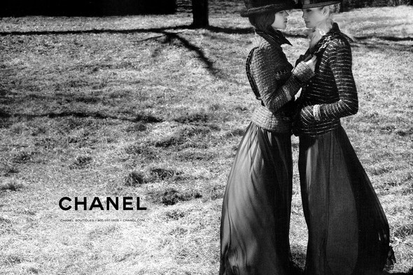 Chanel Advertising. Изображение № 21.