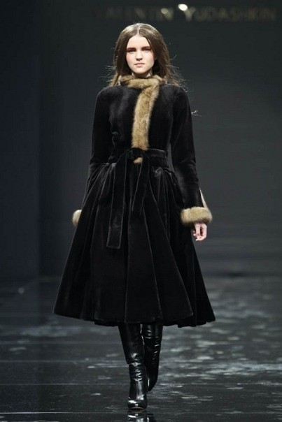 Изображение 5. Volvo Fashion Week. День 1. Valentin Yudashkin fall-winter 2011/12.. Изображение № 5.