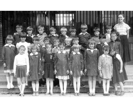 Польские школьники в форме, 1980-ые. Изображение №21.