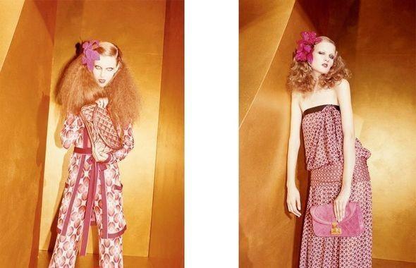 Изображение 53. Рекламные кампании: Celine, Marc Jacobs, Miu Miu и другие.. Изображение № 23.