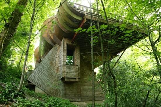 Дома для тех, кто хочет спрятатся. Изображение № 23.