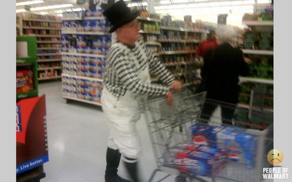 Покупатели Walmart илисмех дослез!. Изображение № 90.
