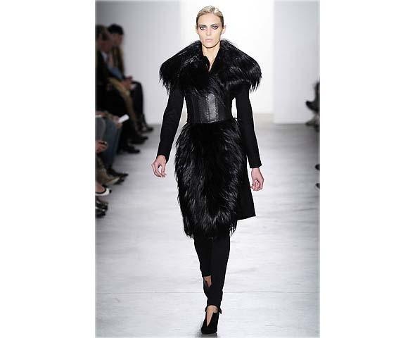 Неделя Моды в Нью-Йорке: День третий. Изображение № 59.