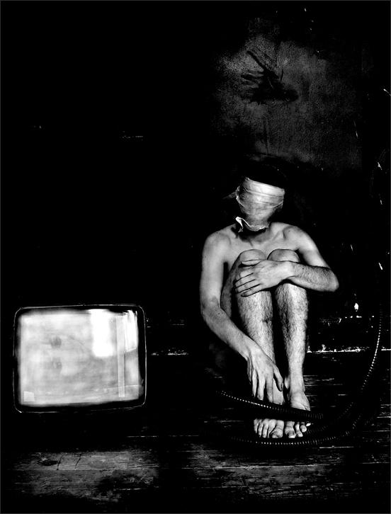 Экспрессивная депрессия Quentin Lenw'а. Изображение № 12.