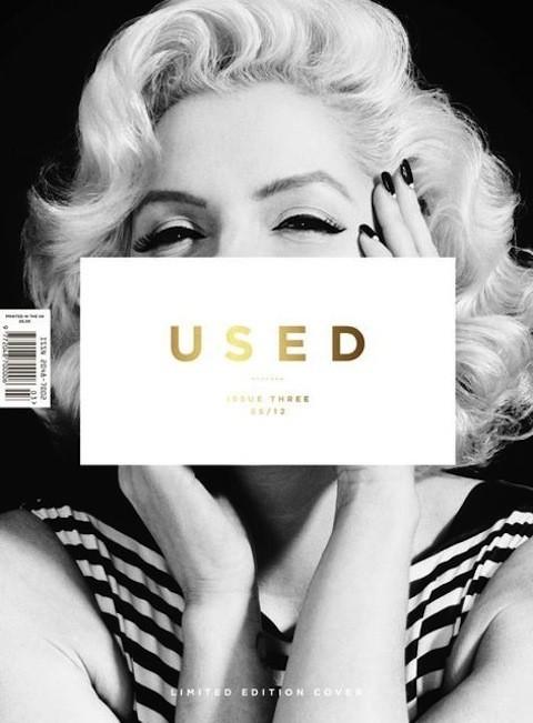 Обложки: Vogue, Used, Fat и другие. Изображение № 3.