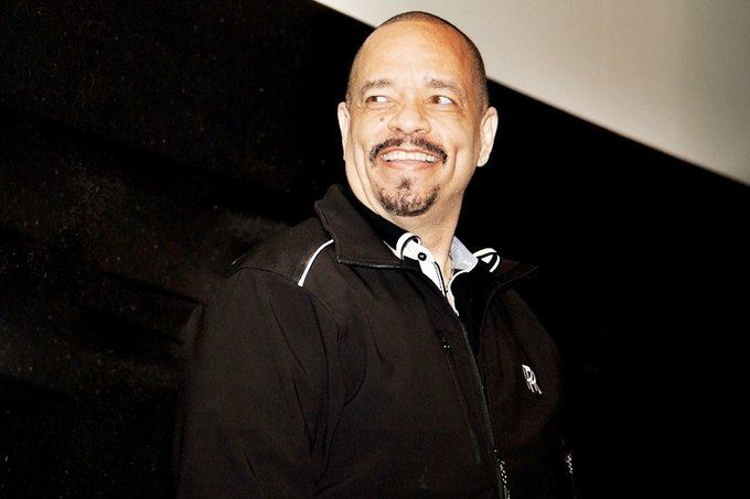 Рэпер Ice-T записывает аудиокнигу в жанре фэнтези . Изображение № 1.