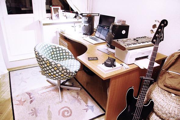 Музыкальная кухня: Human Tetris. Изображение № 27.