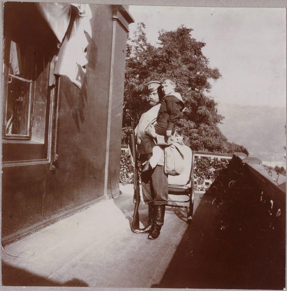 Редкие фотографии семьи Романовых. Изображение № 16.