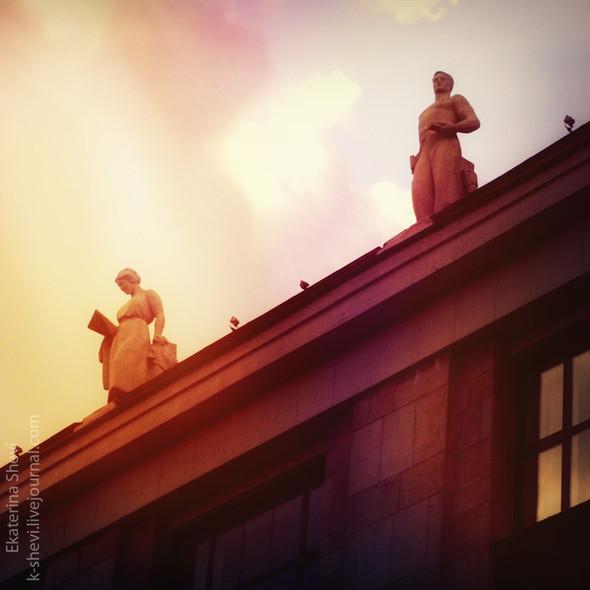 Прогулки по Москве. Изображение № 24.