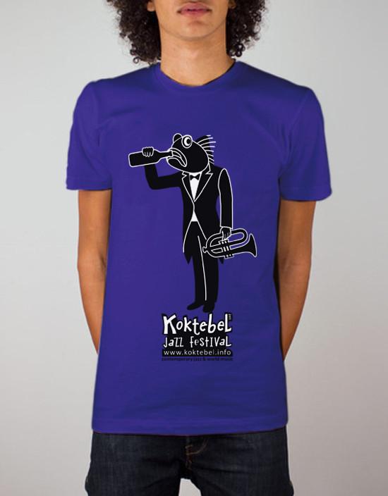 Изображение 52. Кастинг принтов для футболок SEKTA: Koktebel Jazz Fest.. Изображение № 52.
