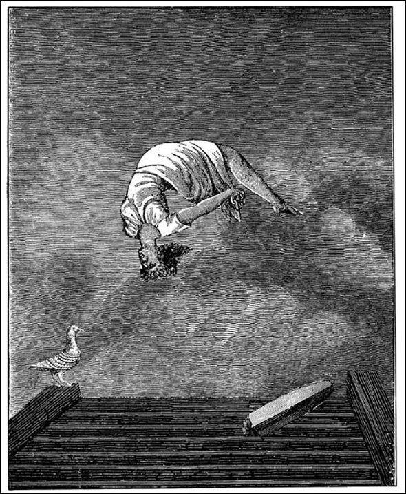 """Изображение 2. Семь смертельных элементов в """"Неделе доброты"""" Макса Эрнста.. Изображение № 2."""