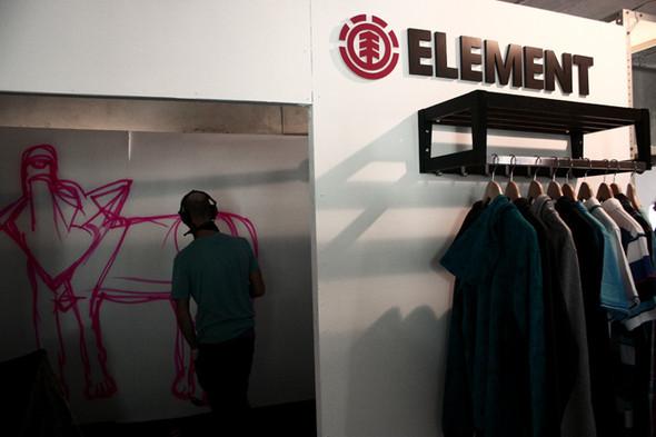 Mike Kershnar на F&L по приглашению компании ELEMENT. Изображение № 1.
