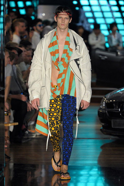 BERNHARD WILLHELM SS 2012 MEN. Изображение № 17.
