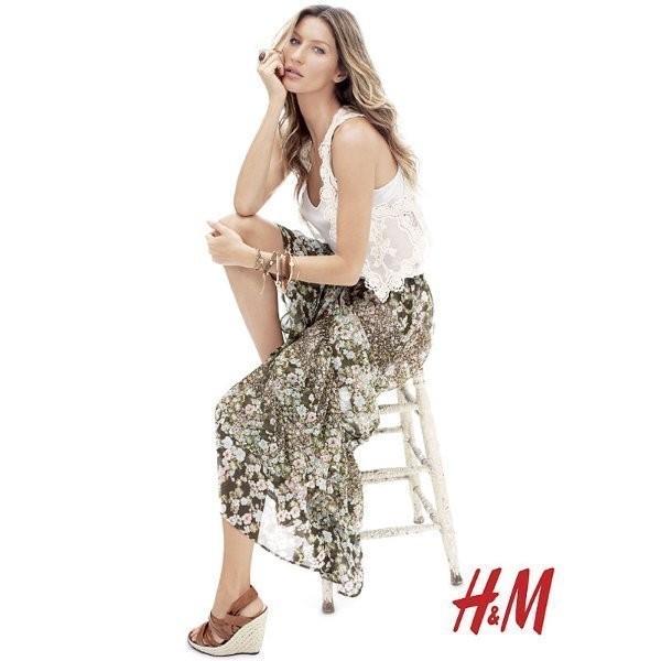 Изображение 21. Рекламные кампании: H&M, Levi's и другие.. Изображение № 20.