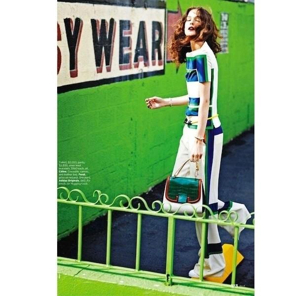 Изображение 32. Съемки: 10, Elle и Vogue.. Изображение № 31.