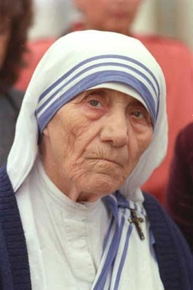 Мать Тереза. Изображение № 3.