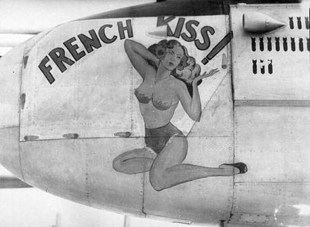 World WarIIАэрография насамолетах. Изображение № 10.