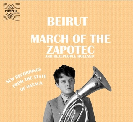 BEIRUT – MARCH OFTHE ZAPOTEC ANDREALPEOPLE HOLLAND. Изображение № 1.