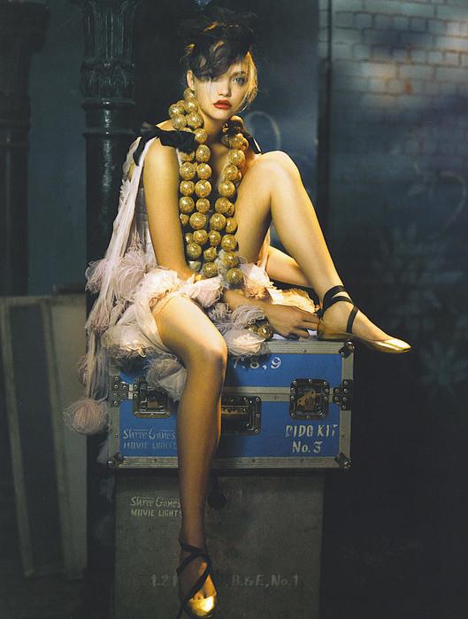 Мечты Болливуда (Vogue India October 2007). Изображение № 5.