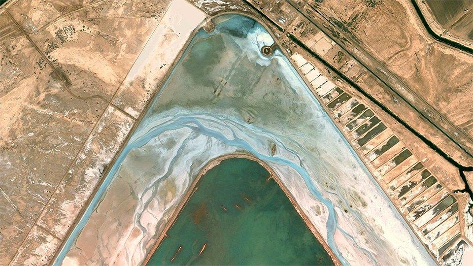 35 фотографий  из Google Earth,  которым сложно поверить. Изображение № 17.