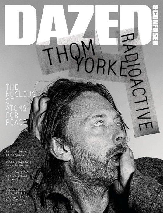 Interview, OE и Vogue показали новые обложки. Изображение № 1.