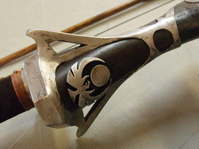 Дизайнер изготовил лук из Skyrim. Изображение № 36.
