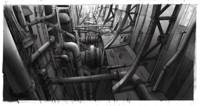 Опубликованы концепт-арты экранизации Bioshock. Изображение № 9.