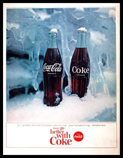 Изображение 75. Coca-cola – История бренда, история рекламы.. Изображение № 75.
