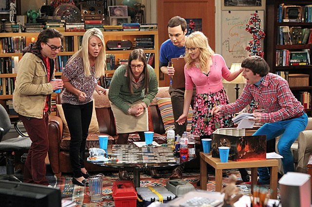 Актёры Big Bang Theory добились повышения гонораров в 3 раза . Изображение № 1.