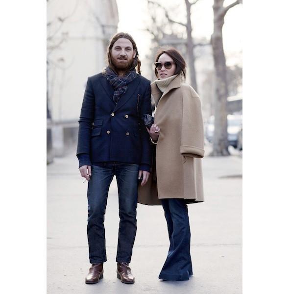 Изображение 12. На полях: 10 тенденций уличного стиля с прошедших недель моды.. Изображение № 12.