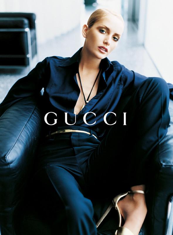 Архивная съёмка: Кампания Gucci FW 1996. Изображение № 5.