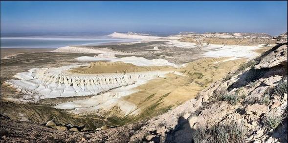 Западный Казахстан. Полуостров Мангышлак. Изображение № 21.