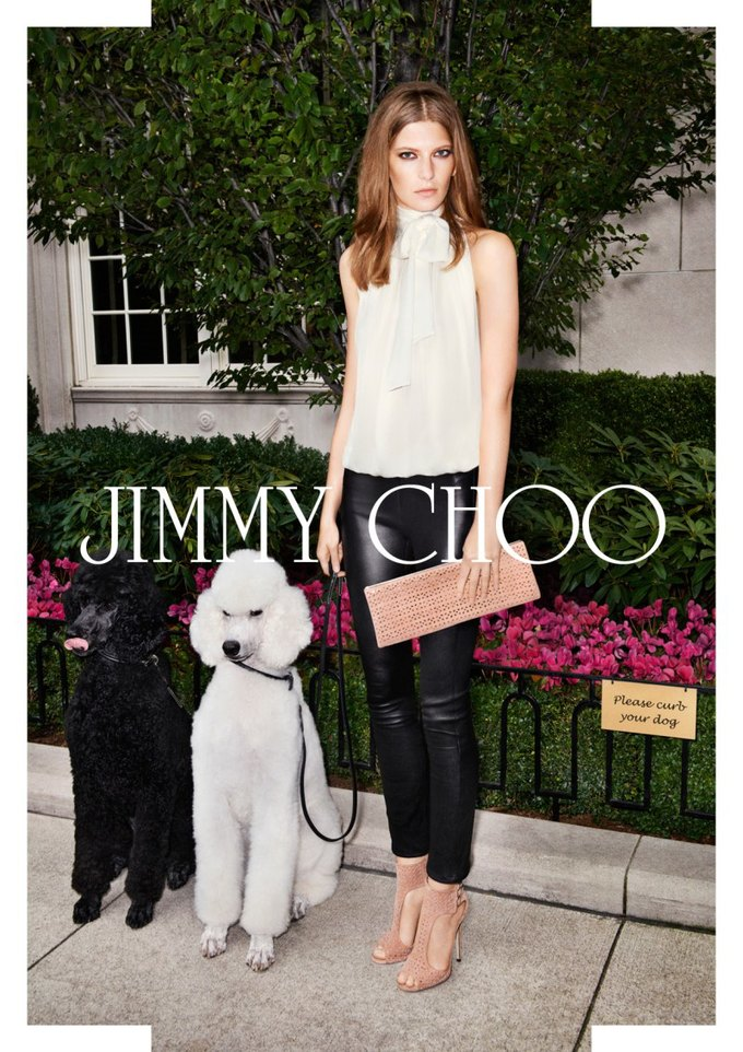Balenciaga, Jill Stuart и Loewe показали новые кампании. Изображение № 21.