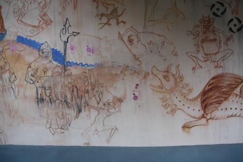 Суровый финский стрит-арт или что викинги рисуют на стенах?. Изображение № 9.