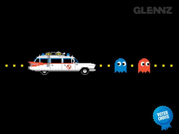 Веселые картинки Glenna Jonesa. Изображение № 35.