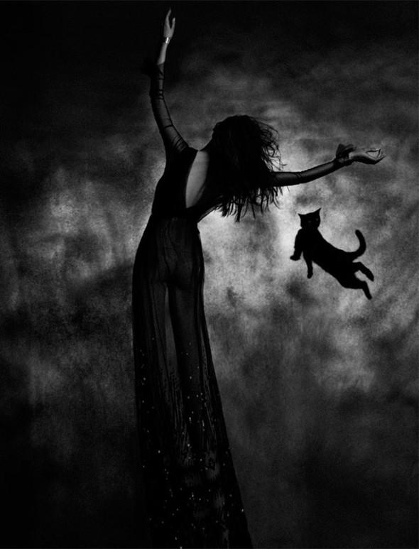 Нимуэ Смит и ее магия. Изображение № 15.