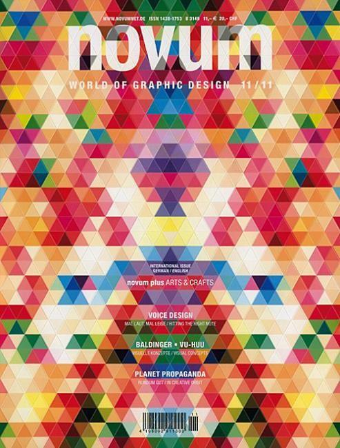 Самые красивые обложки журналов в 2011 году. Изображение № 72.