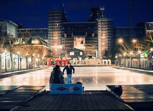Зима в городе: где кататься на коньках в Европе и Америке. Изображение № 6.