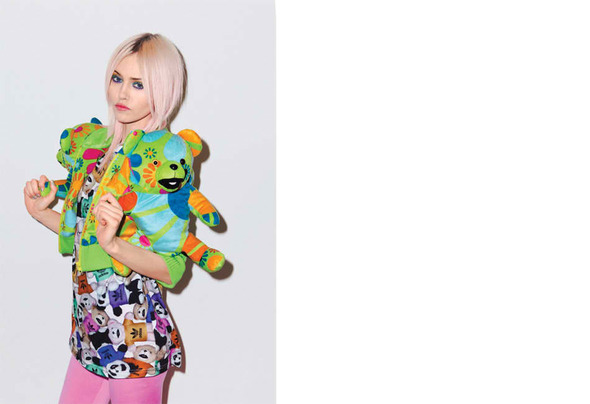Лукбуки: adidas Originals x Jeremy Scott, Minkpink, Something Else и другие. Изображение № 24.
