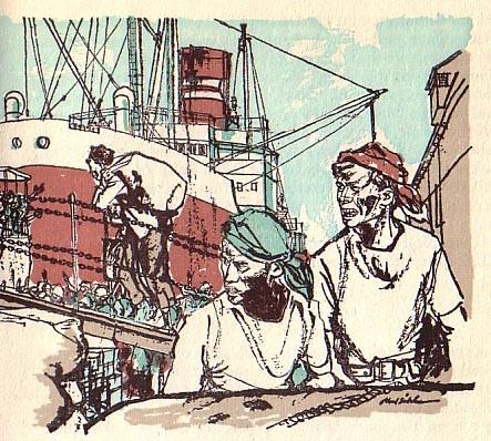 Американские иллюстраторы 40–60гг. ЧАСТЬ 1. Изображение № 54.