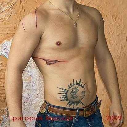 Татуировки в стиле Иннормизма. Изображение № 1.