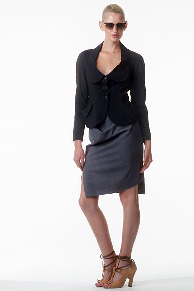 Лукбук: Vivienne Westwood Anglomania SS 2012. Изображение № 12.