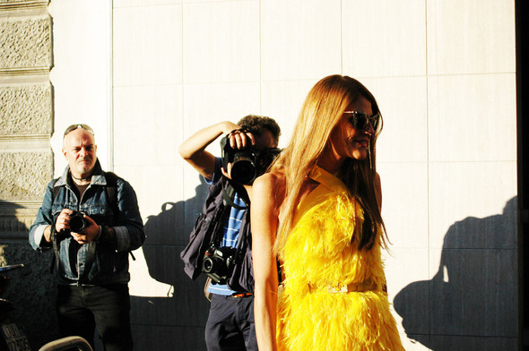 Milan Fashion Week! People!. Изображение № 3.